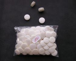 Perinový prevliekací gombík biely