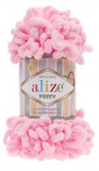 PUFFY ALIZE 100%Mikropolyester