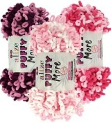 PUFFY MORE Alize 100%Mikropolyester